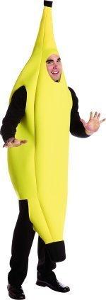 Bananen-Kostüm für (Banane Kostüm Imposta Rasta)