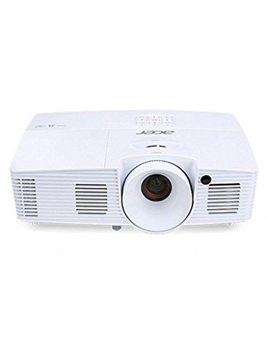Acer X137WH DLP Projektor (WXGA, 3700 ANSI Lumen, 20.000:1 Kontrast)