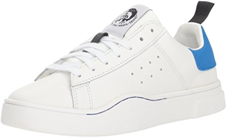 Hogan High-Top Sneakers H342 Azul Marino, Gris, Plata, Mujer. -