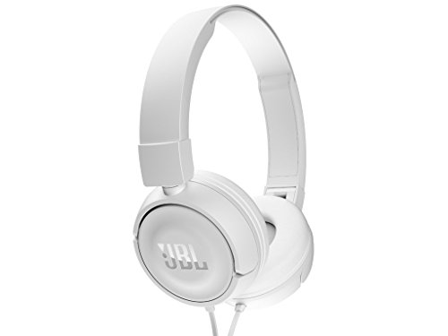 JBL T450 On-Ear Headphones (White)
