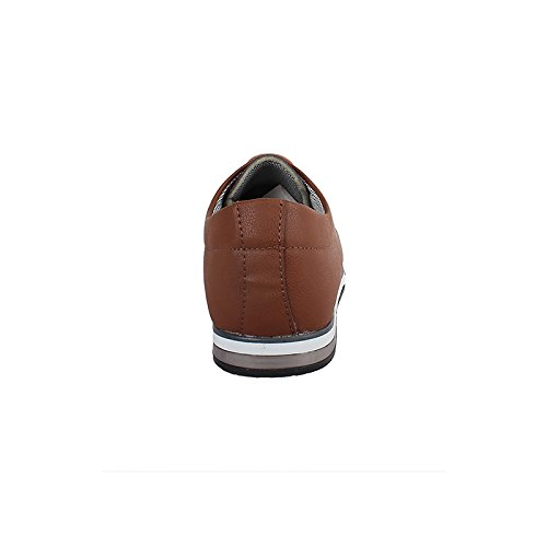 Chaussure mode homme Marron