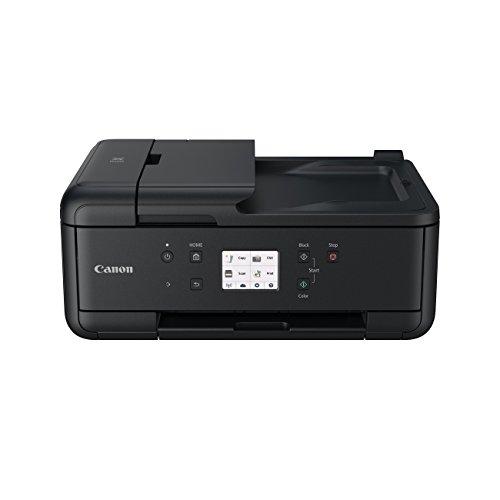Impresora Multifuncional Canon PIXMA TR7550 Negra
