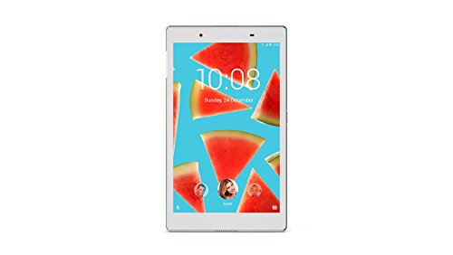 Lenovo Tab4 8 20,3 cm (8,0 Zoll HD IPS Touch) Tablet-PC (Qualcomm Snapdragon MSM8917, 2 GB RAM, 16 GB eMCP, LTE, Android 7.1.1) weiß
