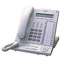 Panasonic KX-T7630NE Digitaltelefon mit EHS weiss