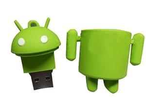 cle usb 8 GO fun originale design fantaisie insolite android robot google