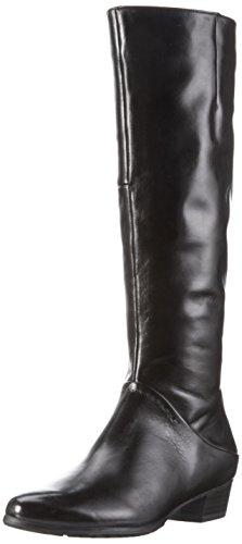 Gerry Weber Caren 06, Bottes haute femme Noir - Noir