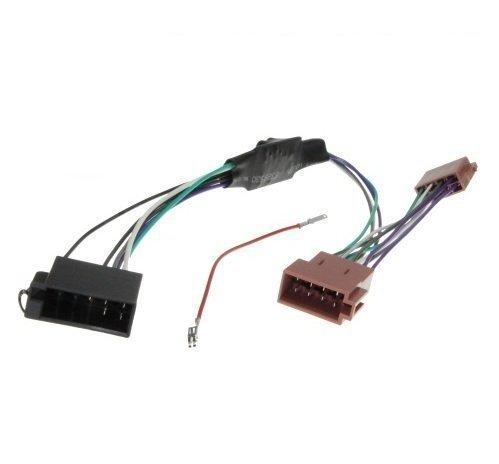 Preisvergleich Produktbild Aktiv System Auto Radio Adapter Aktiv Lautsprecher ISO Kabel bis 98