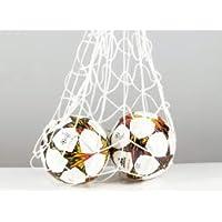 Deltaparchi Red de balones de 12/15balones Bolsa Capacidad 12/15balones Fútbol Baloncesto Sport