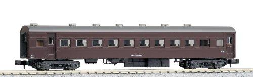 kato-5134-1-suhafu-42-passenger-coach-brown-japan-import
