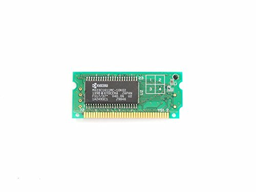 Kyocera PRMEG4019A Drucker Printer Fax Data Ram Cache Flash CMOS Memory KP-610A (Zertifiziert und Generalüberholt) -