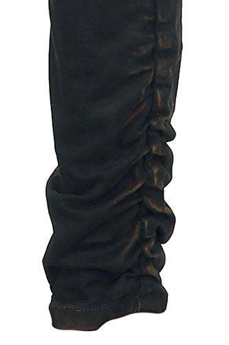 Black Premium by EMP Bouncing Megan Jeans donna nero Nero