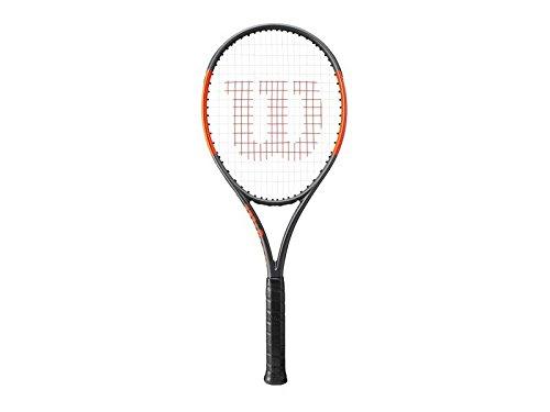 Wilson Burn Tennis-Schläger, Schwarz, 3