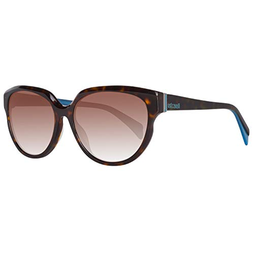 Just Cavalli Damen Jc735s Sonnenbrille, Braun, 57