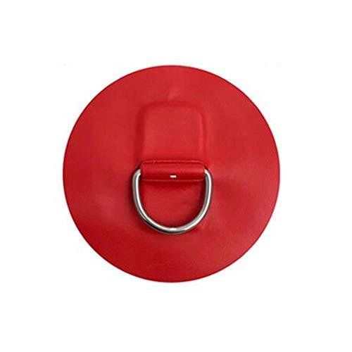 Accesorios De Anilla En D Parche Inflables, Parche Almohadilla De Anilla En D Para Balsa Barco Inflable Balsa De PVC/Bote/Kayak/Canoa/Sup/Tabla De Surf Accesorios           Caracteristicas:      Nuevo y de alta calidadBote inflable pvc d-ring...