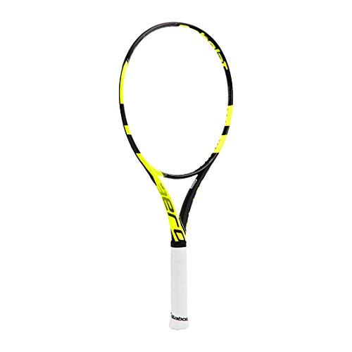 low priced 2e50a b3dee Babolat Pure Aero Super Lite UNS Raquetas de Tenis, Hombre, Negro Amarillo,