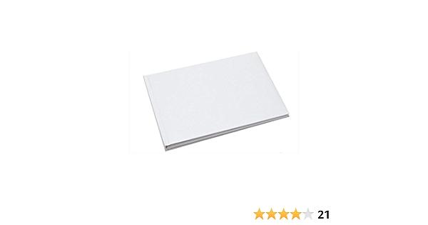GTR Prestige Giftware Livre blanc uni /à d/écorer