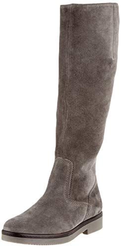 Gabor Shoes Damen Fashion Hohe Stiefel, Braun (Wallaby 12), 40 EU