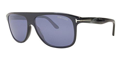 Tom Ford Unisex-Erwachsene FT0501 20V 59 Sonnenbrille, Grau (Grigio)