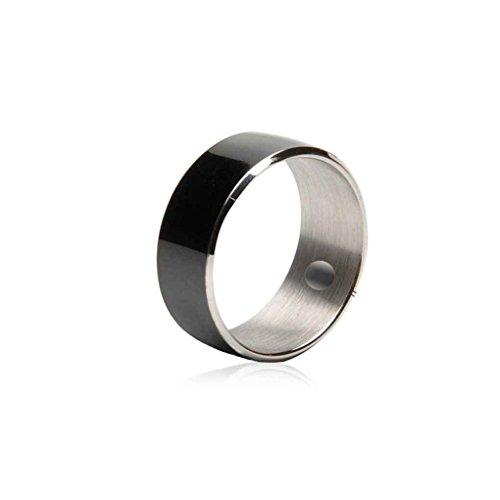 Jakcom R3F Smart Ring porter nouvelle technologie Magic Finger NFC Ring  pour Android / Blackberry / IOS / Windows / Téléphone mobile LUFA