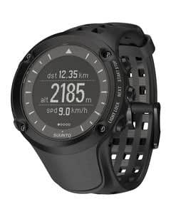 suunto montre multi fonction avec gps altim tre boussole et barom tre noir montres. Black Bedroom Furniture Sets. Home Design Ideas