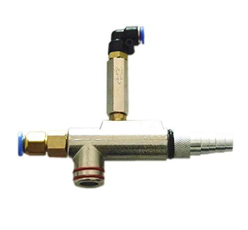aftermarket ricambio iniettore polvere pompa per verniciatura a polvere elettrostatica macchina pistola a spruzzo
