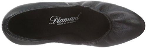 Diamant - Diamant Damen Standard Tanzschuhe 069-068-034, Scarpe da ballo - Standard & l'America Donna Nero (Schwarz)