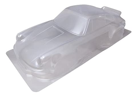 Tamiya 300051543 - Karosserie-Satz Porsche911 Carrera RSR, Martini
