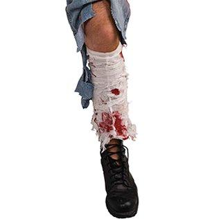 Bloody Leg Bandage ()