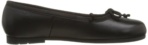Start Rite Francesca Mädchen Ballerinas Black Leather