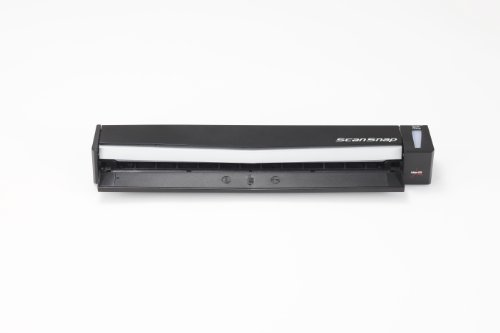 Fujitsu PA03610-B001 - Escáner de documentos, negro