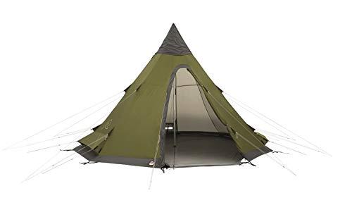 Robens Field Base grün | Gruppenzelt | 5 Personen | Zelt , Tent | Tipizelt | Indianer-Camping 2019