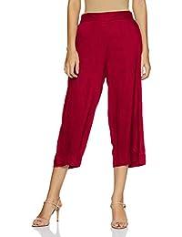 Elleven Women's Straight Fit Pants