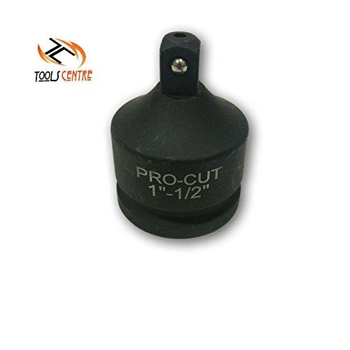 0.5 Socket Head (Tools Centre TOOLSCENTRE Durable Pneumatic Sleeve Head Socket Adapter Converter)