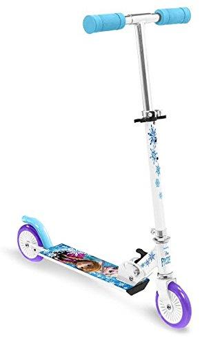 Disney Alu Aluminium Scooter Kinder Roller Kinderroller Tretroller Cityroller Frozen die Eiskönigin Stamp