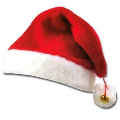 rouge-et-blanc-chapeau-de-pere-noel