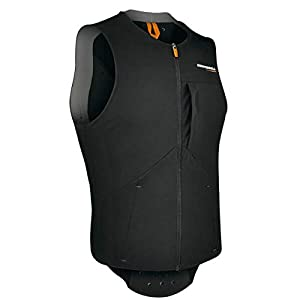 Komperdell Air Weste Herren Black/orange 2019 Protektor