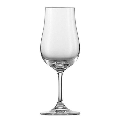 Schott Zwiesel BAR Special 6-teiliges Whisky Nosing Glas Whiskyglas Set, Kristall, farblos, 6.6 cm, 6-Einheiten