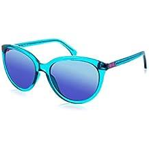 Calvin Klein Gafas de Sol CKJ752S-418 (54 mm) Azul