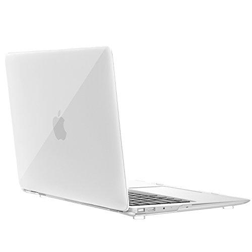 Air Kuzy Macbook (MoKo Hülle für Macbook Air 13 - Schlank Matte Harte PC Schale Schützhülle Case Cover Etui für das neue Apple MacBook Air 13.3