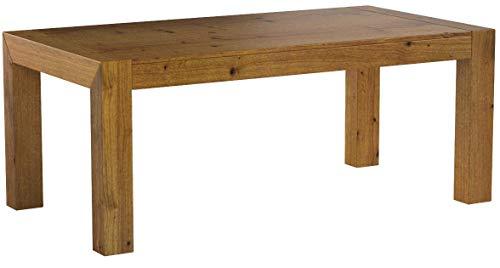 Florenz Esszimmertisch 240-300x100cm / Auszugtisch / Esstisch / Tisch / Holztisch / Massivholz - Akazie