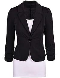 ab4dd7964d Amazon.it: Nero - Giacche da abito e blazer / Tailleur e giacche ...
