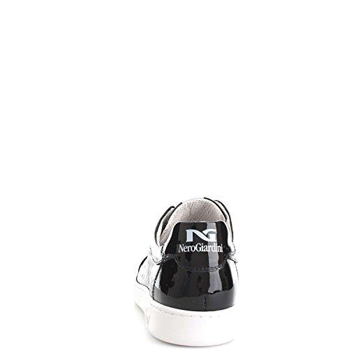Nero Giardini P717253D Sneakers Donna Vernice Nero