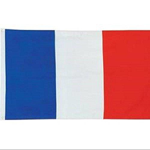 Drapeau Français 90 x 60 cm Supporter France Euro 2016