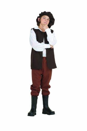 RG Kost-me 90313-L Large Renaissance Boy Vest