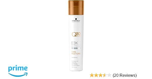 62f9a07f1c Buy Schwarzkopf Professional BC Bonacure Q10 Time Restore Shampoo ...