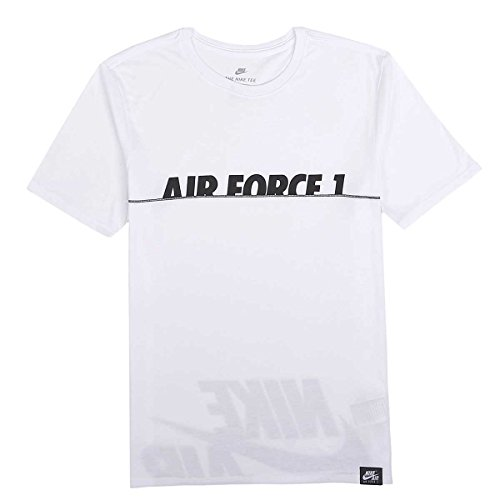 Nike Air Force 1 T-Shirt White/Black