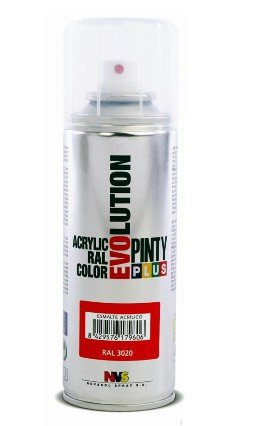 Nvs - Pintura spray acril. 270cc.Verde 6018/231