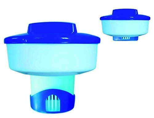 well2wellness® Ausziehbarer Chlor Dosierschwimmer/Chlordosierer für 200g Chlortabletten