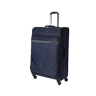 Calvin Klein  Trolley para portátiles, 62 cm, 73 L, Morado