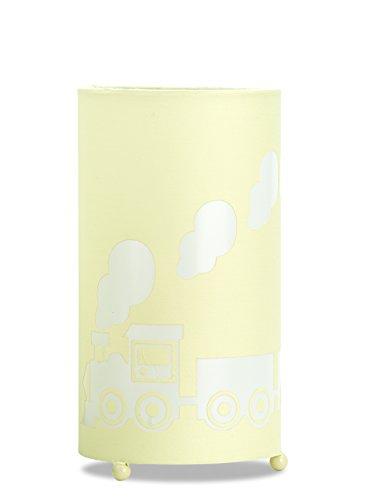 Aratextil Charlie Lampe de Table, Coton, Champagne, 24.5 x 13 cm